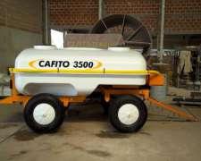Acoplado Cafito 3.500 Linea Amarilla