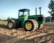 Tractor John Deere 8440 Articulado - muy Buen Estado