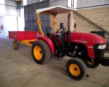 Tractor 4X2 Rolandh 25hp OKM