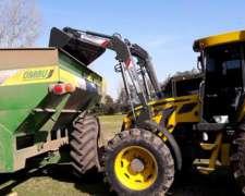 Pala Frontal Adaptable a Todo Tipo de Tractor