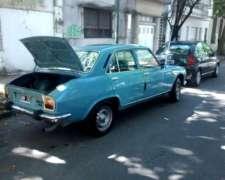 Peugeot 504 (segundo Dueño)