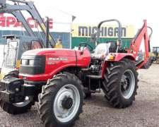 Tractor Apache Solis 60rx 4wd