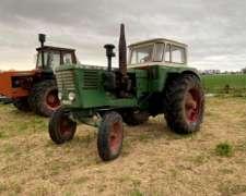 Se Vende Tractor Deutz A85, Motor 2114, con Hidráulico y DIR