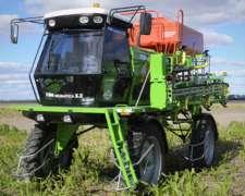 Fertilizadora Metalfor 3200 - Mod.altina 4000kg/rod.38