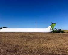 Embolsadora Sin Tractor -energia Cero-