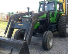 Vendo Deutz Ax 120 C/pala Frontal