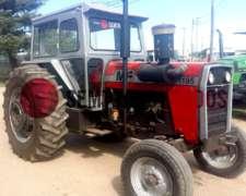 Massey Ferguson 1195 - año 1976 - Rodado 23.1.30