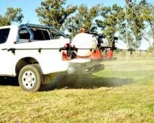 Pulverizador Fumigador 12 Volt 6,3 Metros