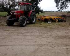 Tractor Case IH 5150 Semi Power Shiff, 3puntos, Cabina Full.