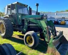 Tractor John Deere 4050 con Pala Frontal (precio sin Iva)