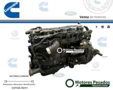 Motor Cummins ISB - Electrónico - Rectificado con 04