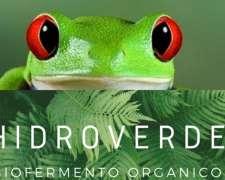 Biofermento Orgánico para Todo Tipo de Cultivos.