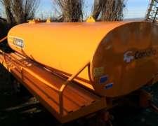 Acoplado Cisterna 3000lt Nuevo