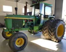 John Deere 4730 Impecable - Unico