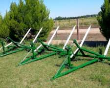Pinche Transportador de Rollos con Malacate e Hidraulico