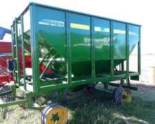 Carro para Semilla y Fertilizante Impagro 10 TT