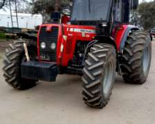 Massey Ferguson 299 - año 2008 - Advanced