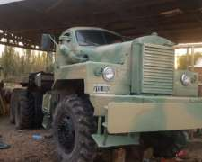 Camion Mack 6X6 , 300 HP, Tres Diferenciales, en Marcha ,