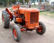 Tractor Someca de 50 HP
