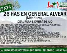 Alejandra Albornoz Vende General Alvear Mendoza
