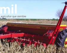 Sembradora Bertini 10000 de Pasturas/grano Fino y Grueso