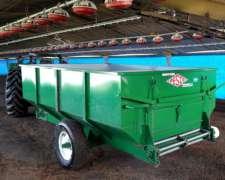 Desparramadora de Cáscara para Avicultura Pesce 6 M3