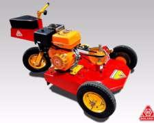 Cortadora De Césped Minitractor Roland H001 Std