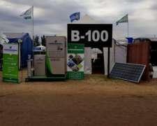 Biodiesel B-100 Microplanta Solar De 300lts Por Batch