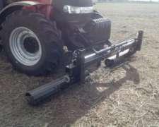 Pisa Rastrojo para Tractores para Todas las Marcas y Modelos