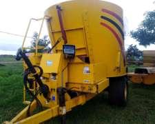 Mixer Vertical Asanelli Rs 1600 Con Balanza Magris