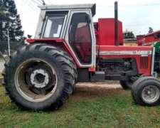 Tractor Massey Ferguson 1360 S2, St, Año 1996