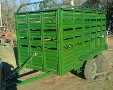Carro De Hacienda Oferta