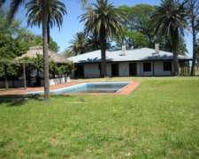 Entre Rios, Gualeguaychu Vendo 2200 Has, 700 Agricolas.