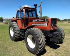 Tractor Fiat-new Holland 180.90 año 1997 en muy Buen Estado