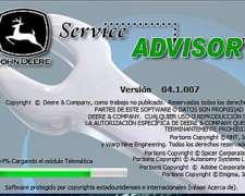 Service Advisor Jhon Deere