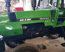 Tractor Deutz AX 4.100 Traccion Simple