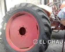 Cubiertas de Tractor Usadas Marca Goodyear 12.4.38.-