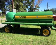 Tanque Combustible Combinado Gentili Nuevo
