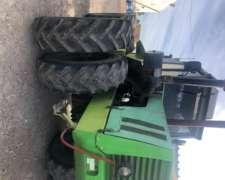 Tractor Zanello 540 Motor Cummins