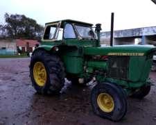 Tractor John Deere 8010 Motor Deutz 160