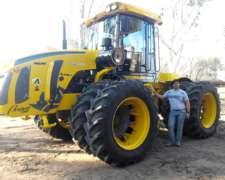 Tractor Pauny BRAVO580 2018 2300 Horas Piloto C.cerrado 300l