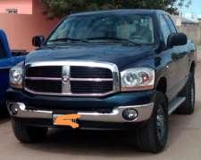 Dodge Ram 2500 Año 2007 Version Lst
