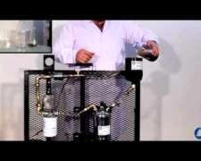 Purificador De Combustible (nafta/gasoil) 200, 500 Y 1000 Hp