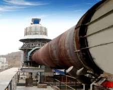 Horno Rotatorio para Cemento CAL Dolomita Bauxita Magnesita