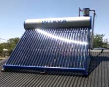 Termotanque Solar Uso Familiar, Rural Y Comercial 150 Lts