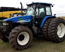 Tractor New Holland TM 165 SPS año 2007