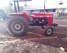 Tractor Massey Ferguson 283 con Levante de Tres Puntos