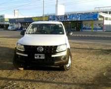 Vendo Volkswagen Amarok 2012 2.0 Tdi (122cv) 4x2 C/doble Sta