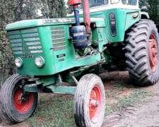 Deutz A85 Motor 2114 Original con Rodados al 70%