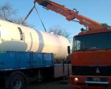 Cisternas Verticales para Combustible